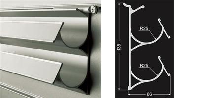 Slatwall System