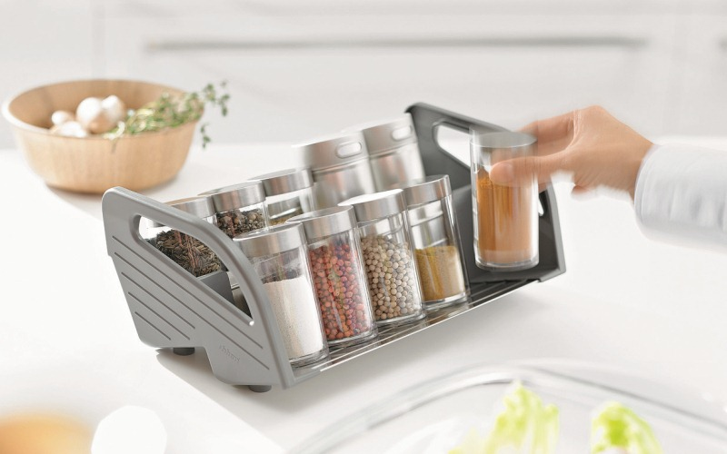 Orga Line kitchen accessories