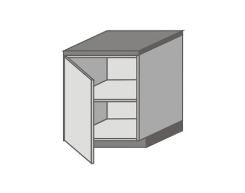 US_D-L Base Cabinets with Left Door