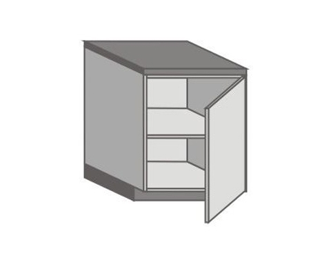 US_D-R Base Cabinets with Right Door