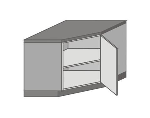 US_DK-R Base Corner Cabinet with Left Door