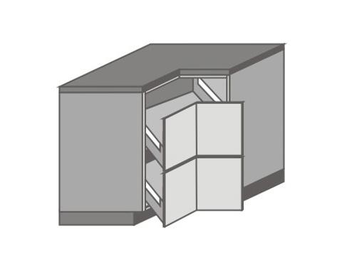US_DR-PP Base Cabinets with Basket