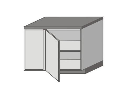US_DSR-L Base Corner Cabinet with Left Door