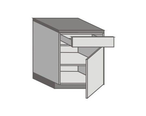 US_D-ZR Base Cabinets with Right Door