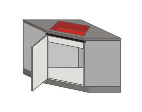 UH_ZK-L Base Cabinet Corner
