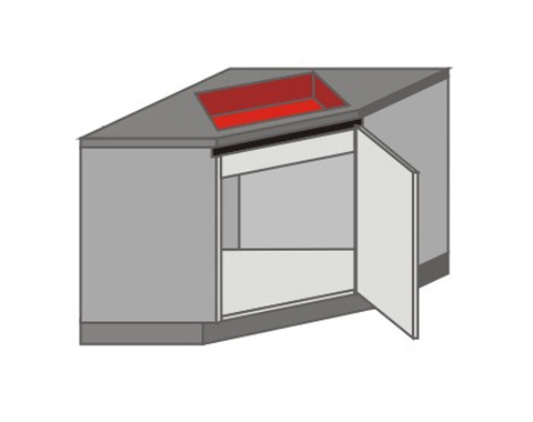 UH_ZK-R Base Cabinet Corner