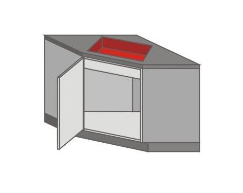 US_ZK-L Base Cabinet Corner