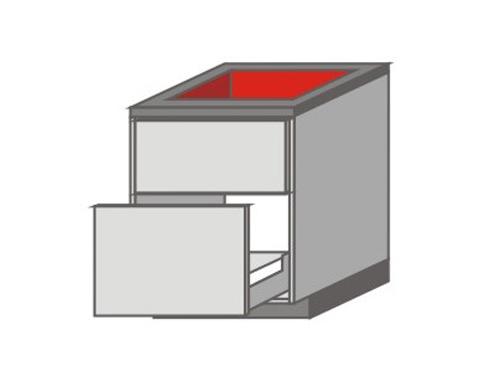 US_Z-MGU Base Cabinets with Drawer.