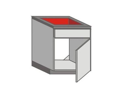 US_Z-ZGR Base Cabinets with Left Door
