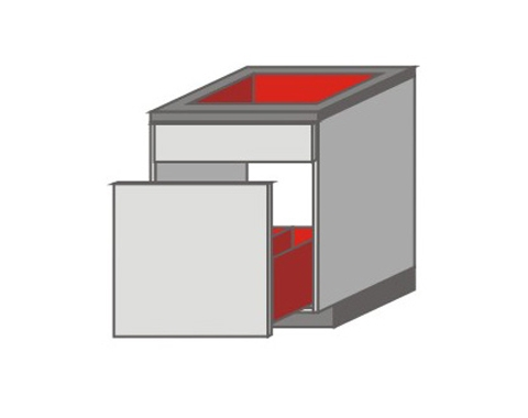 US_Z-ZGW Base Cabinets with Drawer.