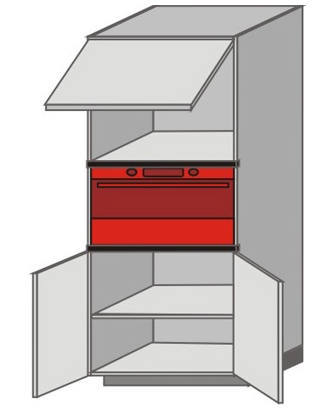 UH_WTT-WFNO Tall Pantry/Appliance Cabinets