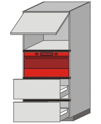 UH_WTT-WFNPP Tall Pantry/Appliance Cabinets