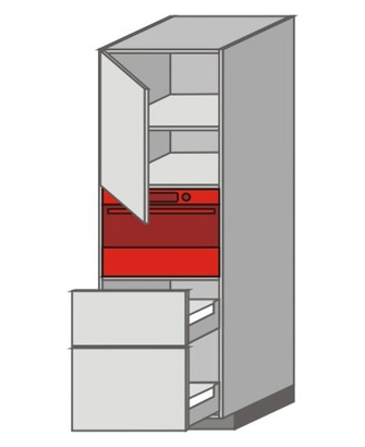US_WUTC-LNMU Tall Pantry/Appliance Cabinets
