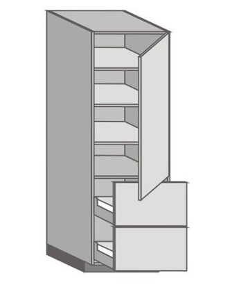 US_WU-RPP Tall Cabinet with Right Door