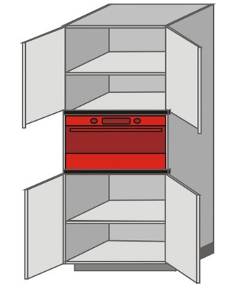 UH_WVT-ONO Tall Pantry/Appliance Cabinets