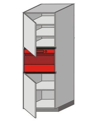 UH_WYTC-LNL Tall Pantry/Appliance Cabinets