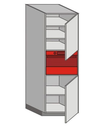 US_WYTC-RNR Tall Pantry/Appliance Cabinets
