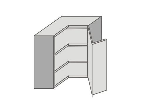 US_ GZR70/R Rigth Door Wall Cabinets Corner