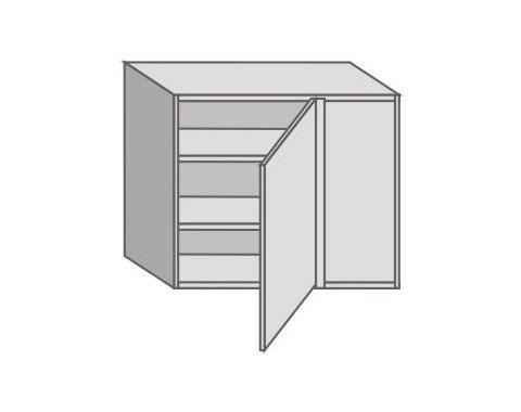 US_ GZSL90/R Right Door Wall Cabinets Corner