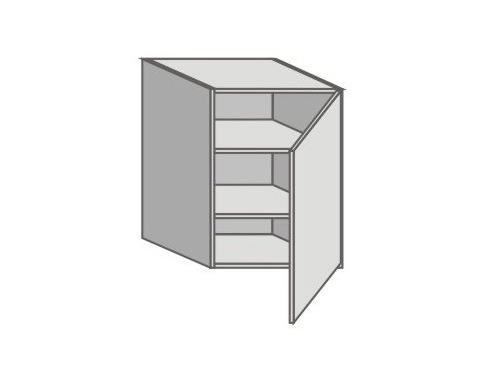 US_ GY-R Right Door Wall Cabinets