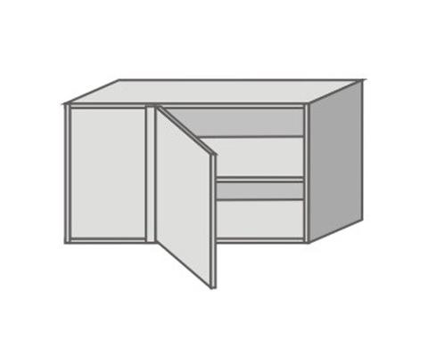 US_GTSR90/L Left Door Wall Cabinets Corner