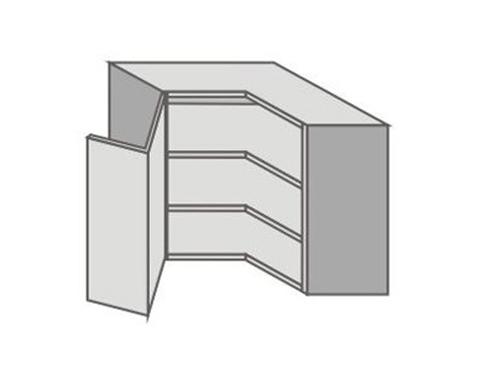 US_GUR70/L Left Door Wall Cabinets Corner