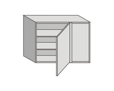 US_GUSL90/R Right Door Wall Cabinets Corner
