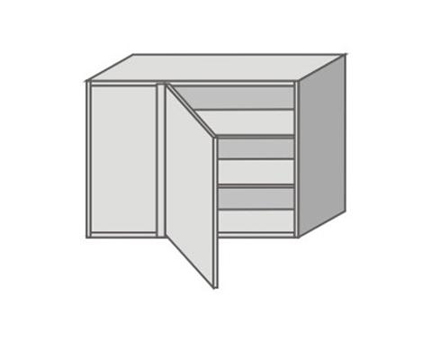 US_GUSR90/L Left Door Wall Cabinets Corner