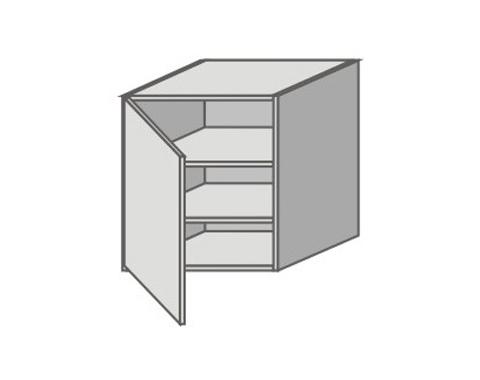 US_GU-L Left Door Wall Cabinets