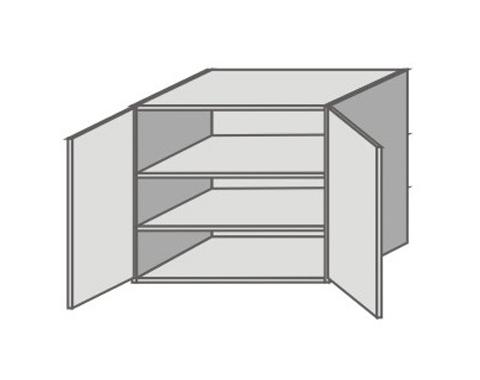 US_GU-O Double Door Wall Cabinets