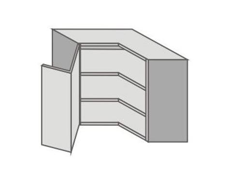 US_GVR70/L Left Door Wall Cabinets Corner
