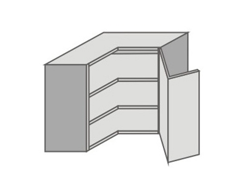 US_GVR70/R Rigth Door Wall Cabinets Corner