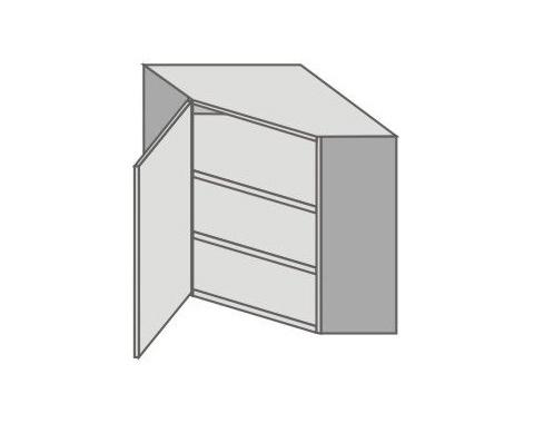 US_GXK70/L Left Door Wall Cabinets Corner