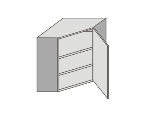 US_GXK70/R Right Door Wall Cabinets Corner