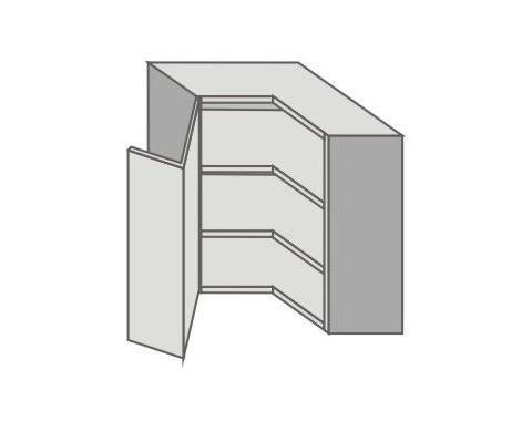 US_GXR70/L Left Door Wall Cabinets Corner