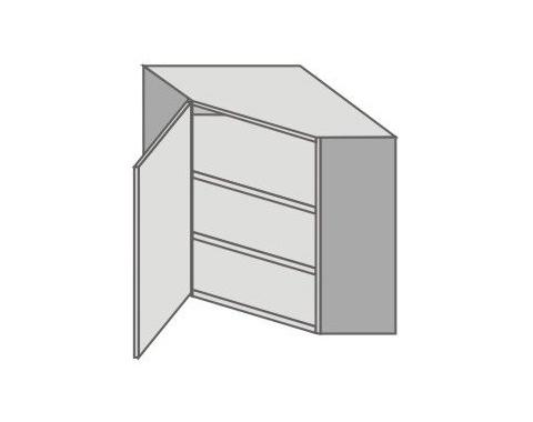 US_GYK70/L Left Door Wall Cabinets Corner