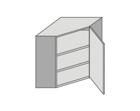 US_GYK70/R Right Door Wall Cabinets Corner