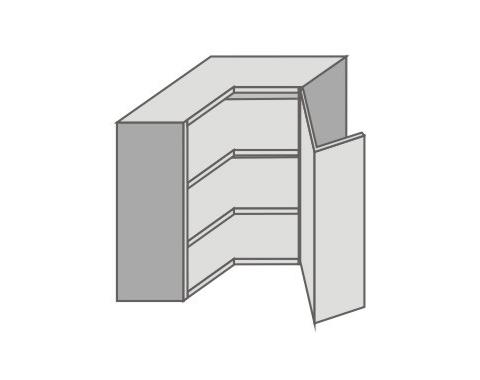 US_GYR70/R Rigth Door Wall Cabinets Corner