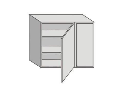 US_GYSL90/R Right Door Wall Cabinets Corner