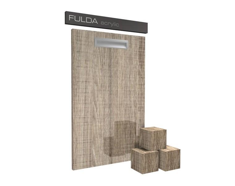 Acrylic Fulda Style