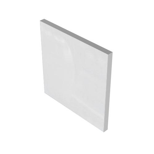 WHITE GLASS INSERT #9010