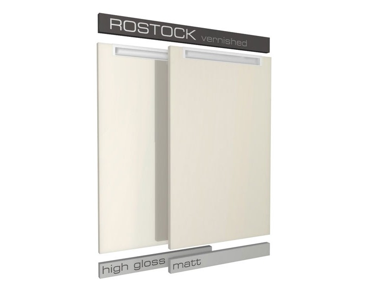 Lacquered Rostock Style