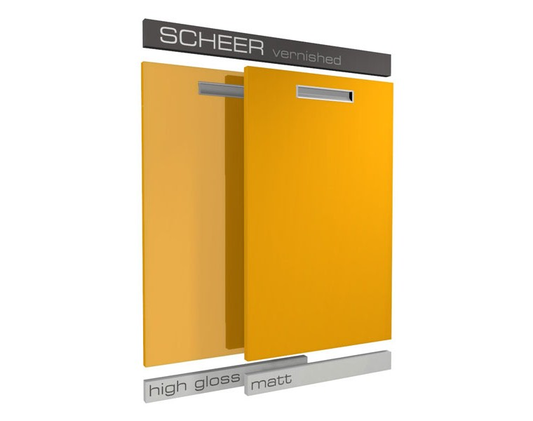 Lacquered Scheer Style