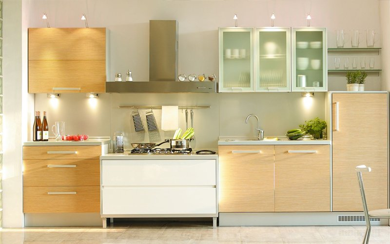 Thermofoil Kitchens