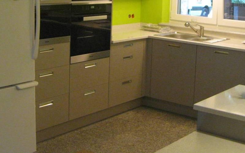 Textile Beige Kitchen - Scheer Style