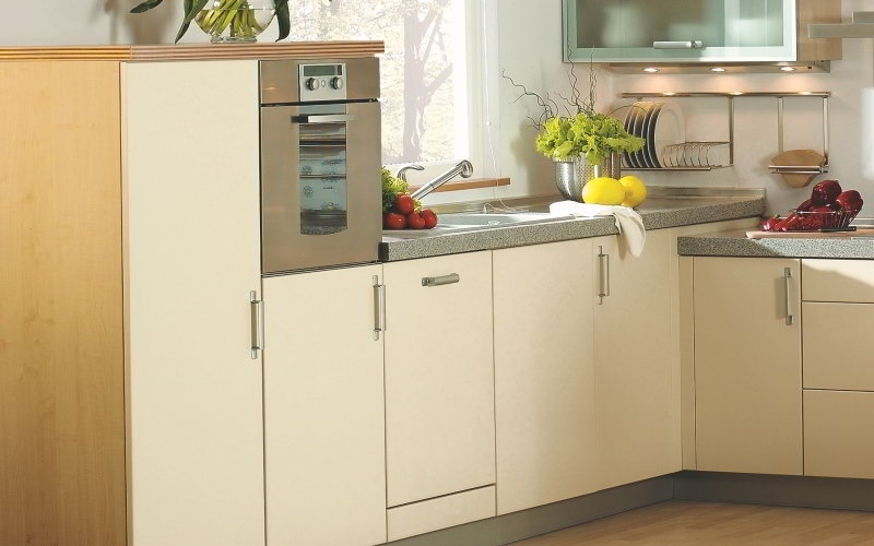 Kitchen with Thermofused Finish