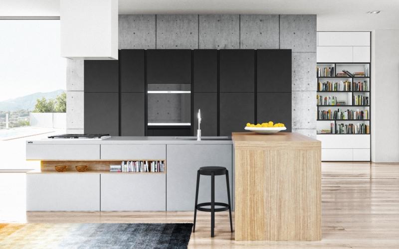 KASSEL I-LINE kitchen styles