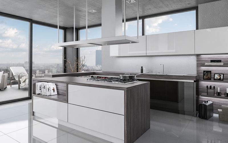 Kassel I-Line kitchen style