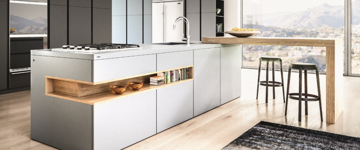 Lacquered KASSEL I LINE Kitchen Style ...