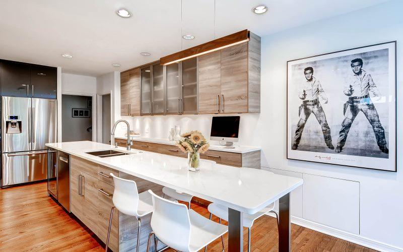 High Gloss Kassel Kitchen Style